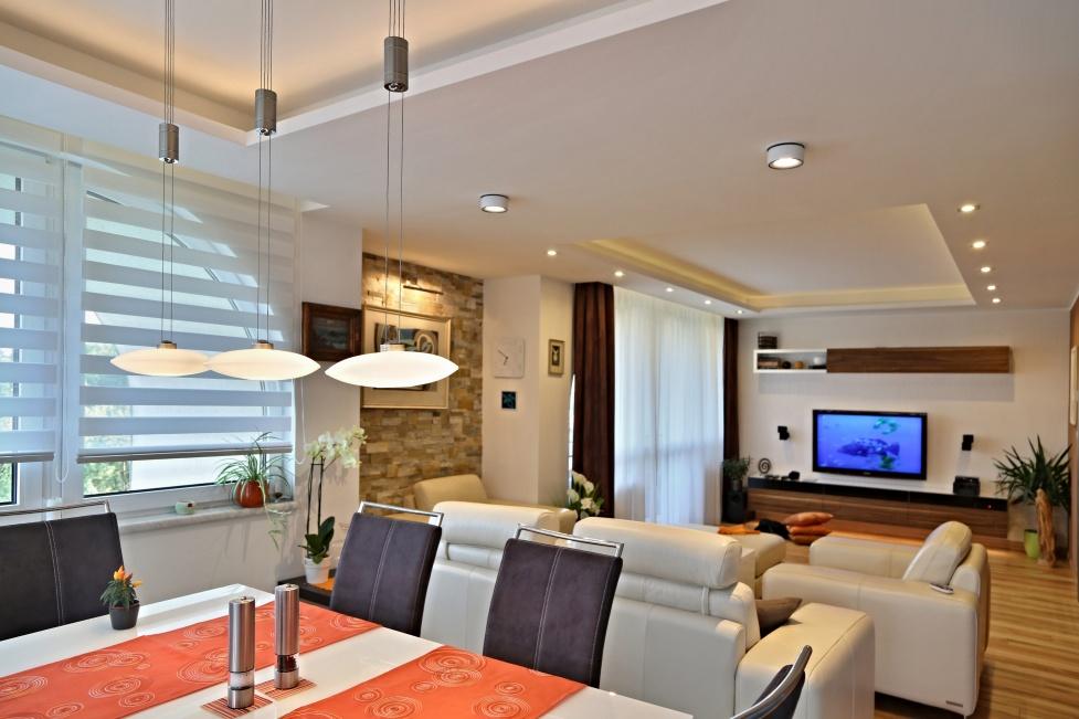 LED osvětlení kuchyně - stropní svítidla